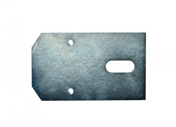 Unterlegplatte für NHT, Typ Beton