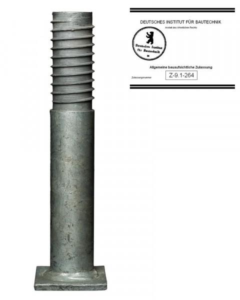 Stützenfuß MGA B 300
