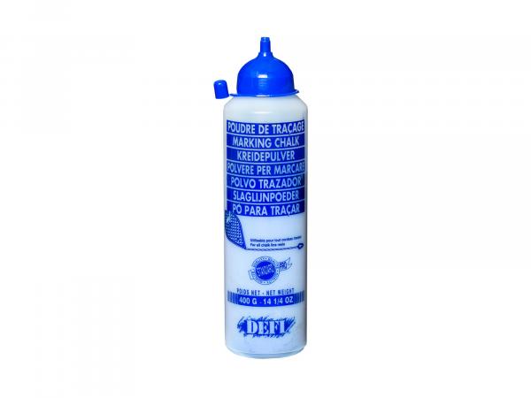 Farbpulver für Schlagschnur UNO/DUO, blau