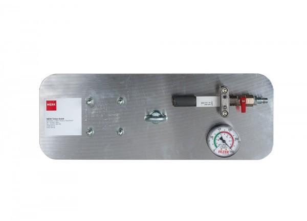 Vakuumplatte 170 mm x 460 mm für Bohrvorrichtung