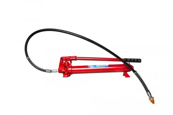 Hydraulik Pumpe, einstufig mit Schlauch