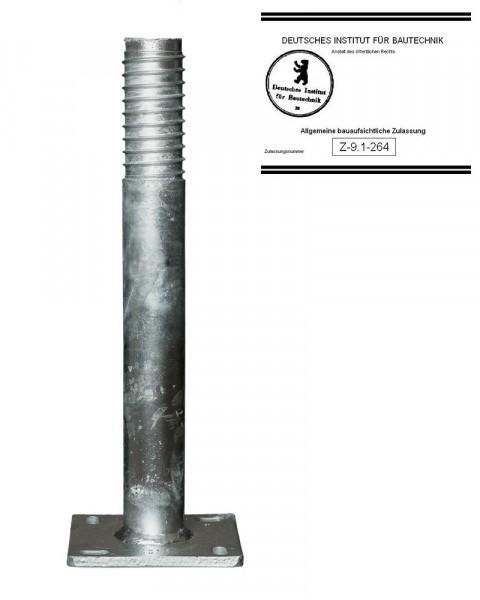 Stützenfuß MGA A 300