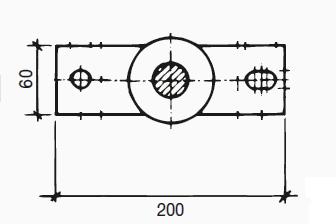 MGA-Grundplatte-C