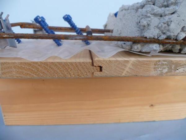 Holz-Beton-Verbundschraube VB-48 7,5 x 165