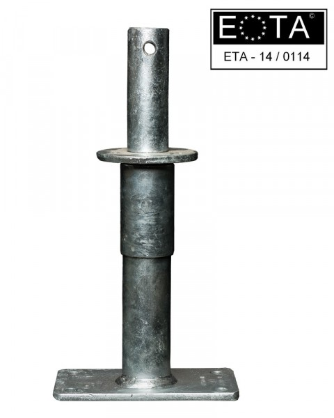 Stützenfuß Vario K1 250