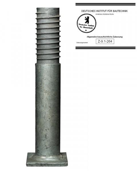 Stützenfuß MGA B 200