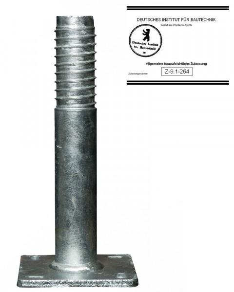 Stützenfuß MGA A 200