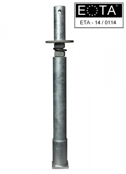Stützenfuß Vario K1 B 450