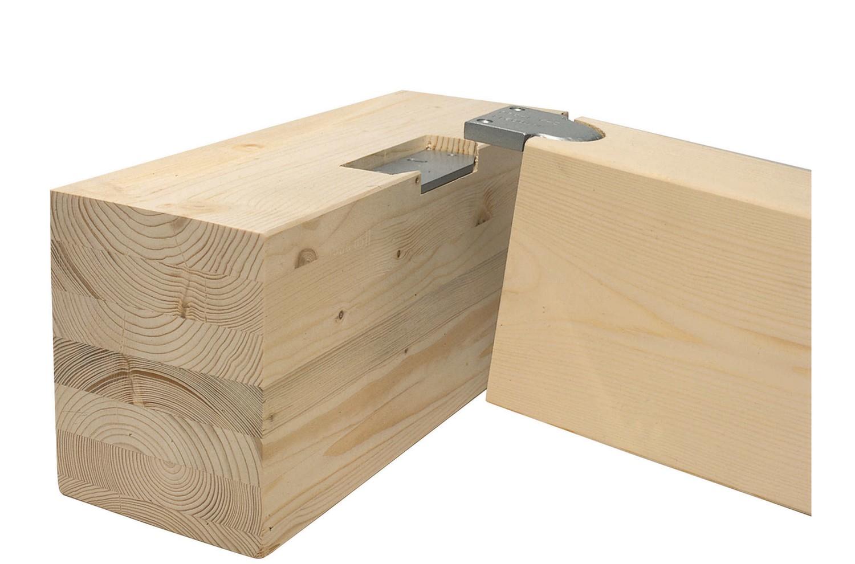 schraubverbinder nht neben haupttr ger zimmereibedarf. Black Bedroom Furniture Sets. Home Design Ideas